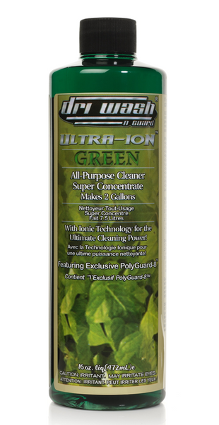 DWG Ultra Ion Green all purpose